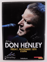 """Don Henley Signed 28x38 Lobby Card Inscribed """"All The Best!"""" (PSA LOA) (See Description) at PristineAuction.com"""