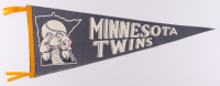 1950s Twins Pennant at PristineAuction.com