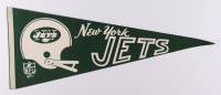1967 Jets Pennant at PristineAuction.com