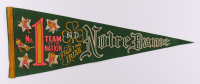 1950s Notre Dame Fighting Irish No. 1 Team of The Nation Pennant at PristineAuction.com