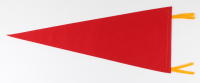 1950s Reds Pennant at PristineAuction.com