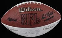Heisman Trophy Winners Signed Football Signed by (13) With Earl Campbell, Doak Walker, Jim Plunkett, Danny Wuerffel (JSA LOA) at PristineAuction.com
