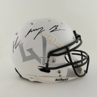 """John """"Smokey"""" Brown Signed Full-Size Youth Authentic On-Field Helmet (Beckett COA) at PristineAuction.com"""