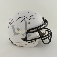 """John """"Smokey"""" Brown Signed Full-Size Youth Authentic On-Field Helmet (Beckett COA) (See Description) at PristineAuction.com"""