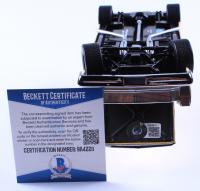 Junior Johnson Signed NASCAR #26 1965 Ford Galaxie 1:24 Premium Diecast Car (Beckett COA) at PristineAuction.com
