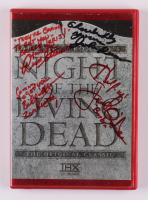 """""""Night Of The Living Dead"""" DVD Case Signed By (4) with Judith O'Dea, Bill Hinzman, Russell Streiner & John Russo with Multiple Inscriptions (Beckett LOA) at PristineAuction.com"""