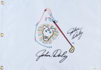 John Daly Signed Daly 13x19 Pin Flag (JSA COA) at PristineAuction.com