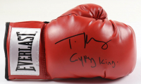 """Tyson Fury Signed Everlast Boxing Glove Inscribed """"Gypsy King"""" (JSA COA) at PristineAuction.com"""