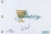 Fred Couples Signed The Presidents Cup 13x19 Pin Flag (JSA Hologram) at PristineAuction.com