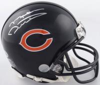 Mike Ditka Signed Bears Mini-Helmet (Beckett COA) at PristineAuction.com