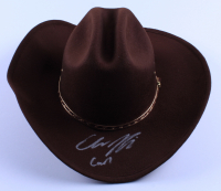 """Chandler Riggs Signed """"The Walking Dead"""" Cowboy Hat Inscribed """"Carl"""" (Radtke COA) at PristineAuction.com"""
