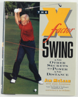 """Jim McLean Signed """"The X Factor Swing"""" Hardcover Book Inscribed """"Hit them sweet!"""" & """"Jan 1998"""" (JSA COA) at PristineAuction.com"""