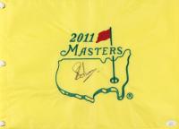 Charl Schwartzel Signed 2011 Masters Pin Flag (JSA Hologram) at PristineAuction.com