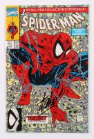 "Stan Lee Signed 1990 ""Spider-Man"" Issue #1 Marvel Comic Book (JSA COA) (See Description) at PristineAuction.com"
