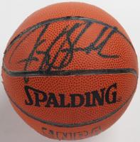 Jerry Stackhouse Signed NBA Game Ball Mini Basketball (JSA COA) at PristineAuction.com