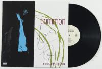 "Common Signed ""Resurrection"" Vinyl Record Album with Inscription (JSA COA) at PristineAuction.com"