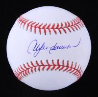 Andre Dawson Signed OML Baseball (JSA COA) at PristineAuction.com