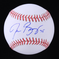 Taylor Buchholz Signed OML Baseball (JSA COA) at PristineAuction.com