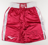 Tyson Fury Signed Everlast Boxing Trunks (Beckett Hologram) at PristineAuction.com