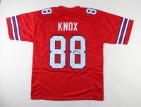 Dawson Knox Signed Jersey (JSA COA) at PristineAuction.com
