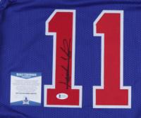 Isiah Thomas Signed Jersey (Beckett COA) at PristineAuction.com