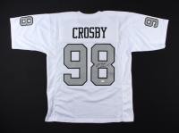 Maxx Crosby Signed Jersey (JSA COA) at PristineAuction.com