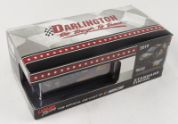 Brad Keselowski Signed LE #2 Miller Darlington 2019 Mustang 1:24 Scale Stock Die-Cast Car (PA COA) at PristineAuction.com