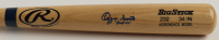 "Ozzie Smith Signed Rawlings Adirondack Big Stick Model Baseball Bat Inscribed ""HOF 02"" (JSA COA) (See Description) at PristineAuction.com"