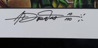 "Anthony Douglas Signed ""Ninja Turtles"" LE 12x15.5 Lithograph (PA LOA) at PristineAuction.com"