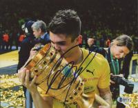 Christian Pulisic Signed Borussia Dortmund 8x10 Photo (Beckett Hologram) at PristineAuction.com