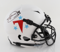 Bud Dupree Signed Full-Size Youth Authentic On-Field Vengeance Helmet (Beckett COA) at PristineAuction.com
