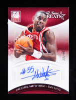 Dikembe Mutombo 2012-13 Elite All-Time Greats Signatures #9 at PristineAuction.com