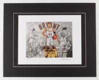"Anthony Douglas Signed ""Kobe"" LE 16x20 Custom Matted Print (PA LOA) at PristineAuction.com"