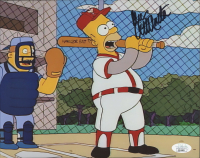 "Dan Castellaneta Signed ""The Simpsons"" 8x10 Photo (JSA COA) at PristineAuction.com"