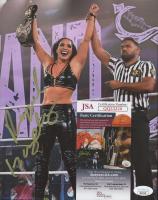 Raquel Gonzalez Signed WWE 8x10 Photo (JSA COA) at PristineAuction.com