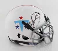 Bud Dupree Signed Full-Size Youth Authentic On-Field Vengeance Helmet (Beckett COA) (See Description) at PristineAuction.com