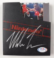 """Mike Tyson Signed """"Punch-Out!!"""" NES Game (PSA COA) at PristineAuction.com"""