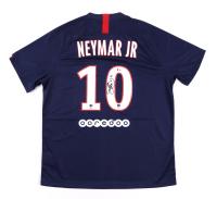 Neymar Signed Paris Saint-Germain F.C. Jersey (Beckett LOA) at PristineAuction.com