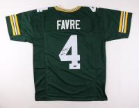 "Brett Favre Signed Jersey Inscribed ""HOF 16"" (Radtke COA) at PristineAuction.com"