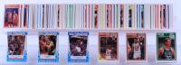 1989-90 Fleer Complete Set of (179) Basketball Cards with #5 Magic Johnson, #10 Larry Bird, #3 Michael Jordan, #21 Michael Jordan, #23 Scottie Pippen, #8 Larry Bird at PristineAuction.com