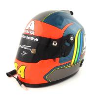 Jeff Gordon Signed NASCAR Axalta Rainbow Special Edition Full-Size Helmet (Gordon Hologram) (See Description) at PristineAuction.com