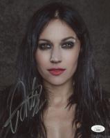 Cristina Scabbia Signed 8x10 Photo (JSA COA) at PristineAuction.com