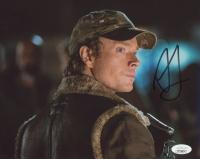 "Alfie Allen Signed ""The Predator"" 8x10 Photo (JSA COA) at PristineAuction.com"