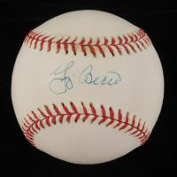 Yogi Berra Signed OML Baseball (PSA COA) at PristineAuction.com
