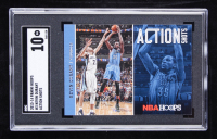 Kevin Durant 2013-14 Hoops Action Shots #3 (SGC 10) at PristineAuction.com