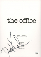 """David Koechner Signed """"The Office"""" Show Script Cover (JSA COA) at PristineAuction.com"""