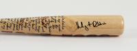 "Margot Robbie Signed ""Good Night"" Baseball Bat (Beckett Hologram) at PristineAuction.com"