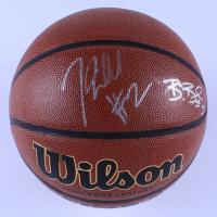 John Wall & Bradley Beal Signed NCAA Basketball (JSA COA) (See Description) at PristineAuction.com