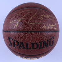 "Shawn Marion Signed NBA Basketball Inscribed ""Matrix"" (JSA COA) (See Description) at PristineAuction.com"