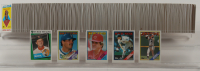 1988 Topps Complete Set of (792) Baseball Cards with #665 Stan Musial, #312 Joey Meyer, #475 Pete Rose, #70 Roger Clemens, #760 Mike Scott at PristineAuction.com